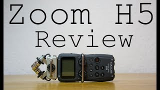 Zoom H5 Review: The Best Mic I've Ever Used