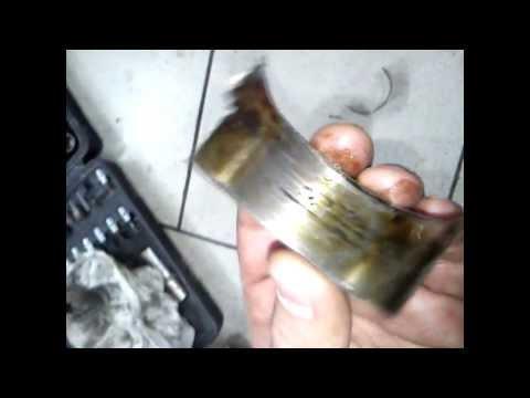 Фото к видео: Ремонт двигателя MAZDA 626 2.0 V16 Pan Zmitser
