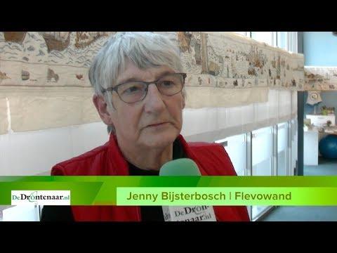 Biddinghuizen viert laatste steek van Flevowand met 'spectaculaire middag'