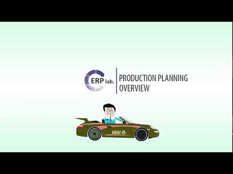 Short Course - Production Planning SAP - YouTube
