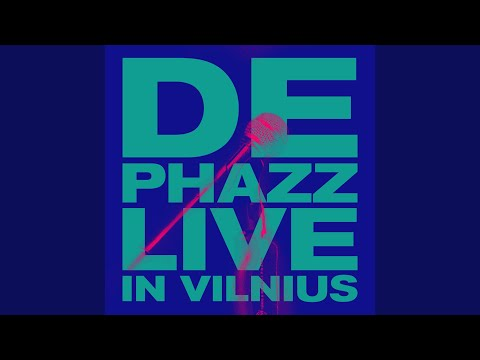 As the World Turns (Live in Vilnius) online metal music video by DE-PHAZZ