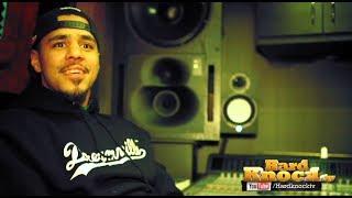 J Cole Breaks Down 'Rich Niggaz' + Tells Stories Behind His Lyrics