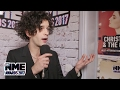 Matty Healy reveals he is writing a track with Skepta @ VO5 NME Awards 2017