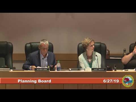 Planning Board 6.27.19