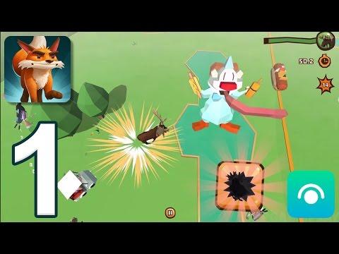 Crashing Season - Gameplay Walkthrough Part 1 - Forest: Levels 1-3 (iOS, Android)