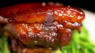 杭州大厨揭秘东坡肉正宗做法,原来这样做,才能肥而不腻瘦而不柴