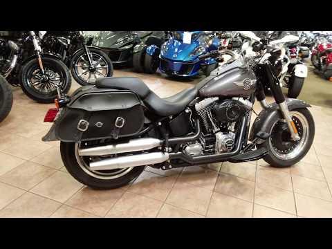 2015 Harley-Davidson Fat Boy® Lo in Murrieta, California