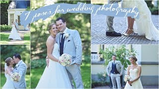 7 Easy PHOTOSHOOT Poses For A BRIDE AND GROOM And Why Im Stopping With WEDDING PHOTOGRAPHY
