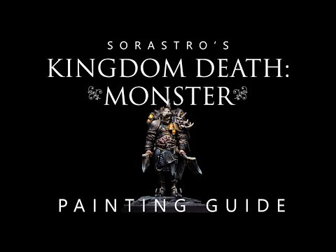 Sorastro's Kingdom Death: Monster Painting Guide Ep.4 - The Butcher