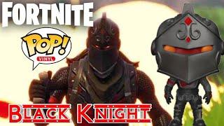 New Fortnite Black Knight Funko Pop