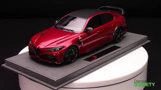 BBR Alfa Romeo Giulia GTAm