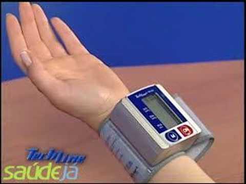 Efeito sobre a pressão arterial altura