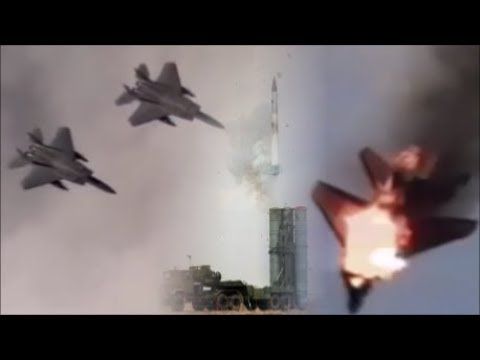 New Russian S-500 Make The F-35 & F-22 Stealth Aircraft Obsolete !!!