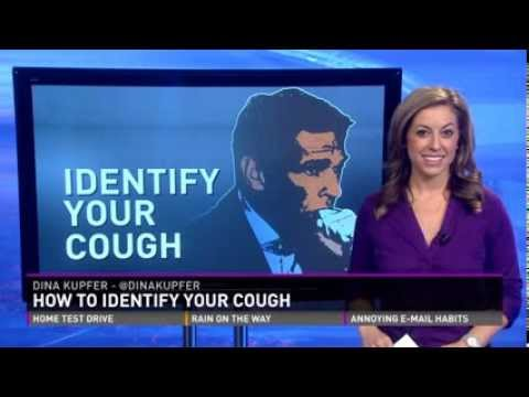 Identify Your Cough Through Sounds