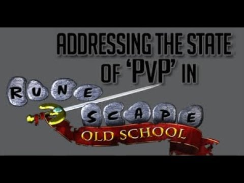 Addressing dead PvP (wildy) in OSRS