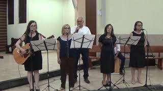 Canto de Comunhão - Solenidade de Todos os Santos (03.11.2018)