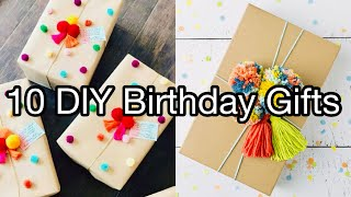 10 DIY Gifts For Your Boyfriend's Birthday In 2020