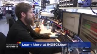 Inside Industrial Scientific's Headquarters