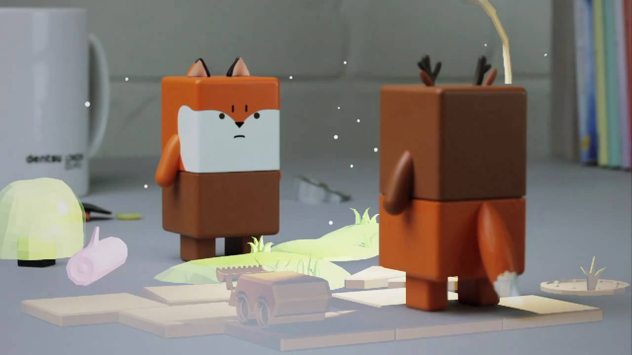 Toys Use Augmented Reality For Different Personalities