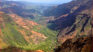 Waimea Canyon State Park, Hawaii