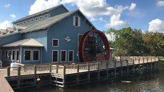 Disney's Port Orleans Riverside ! AKA Dixie Landings