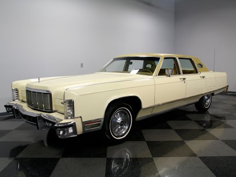 1976 Lincoln Continental for Sale - CC-988954