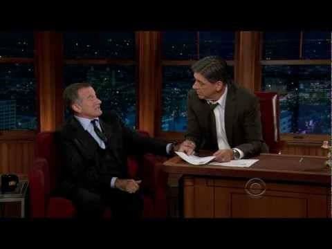 Few people could keep up with Robin Williams the way Craig Ferguson could.