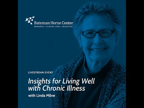 Insights for Living Well with Chronic Illness, November 2019