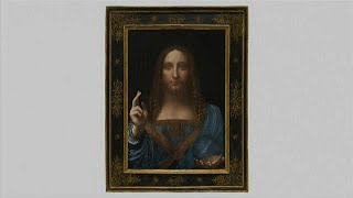 Da Vinci painting sells for world record $450m