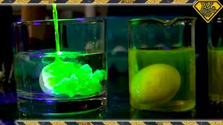 Pickling Eggs in Highlighter Fluid?!