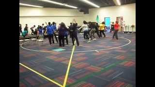 "Prosk Dance Clinic 2014 -""Come As You Are"" Donnie McClurkin ft Israel Houghton, Marvin Sapp -Africa"
