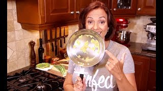 How to stop your frying pan from sticking - 5 Min hack!