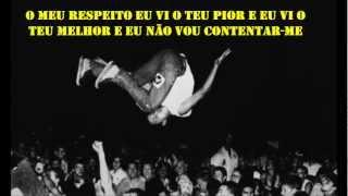 Judge - In My Way - Legendas em português (PT) straight edge