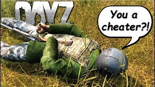 Accused of Cheating in DayZ!
