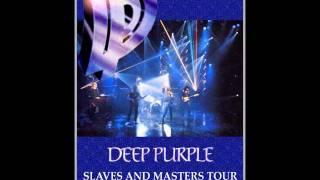 "Deep Purple - ""Truth Hurts""- February 22, 1991"
