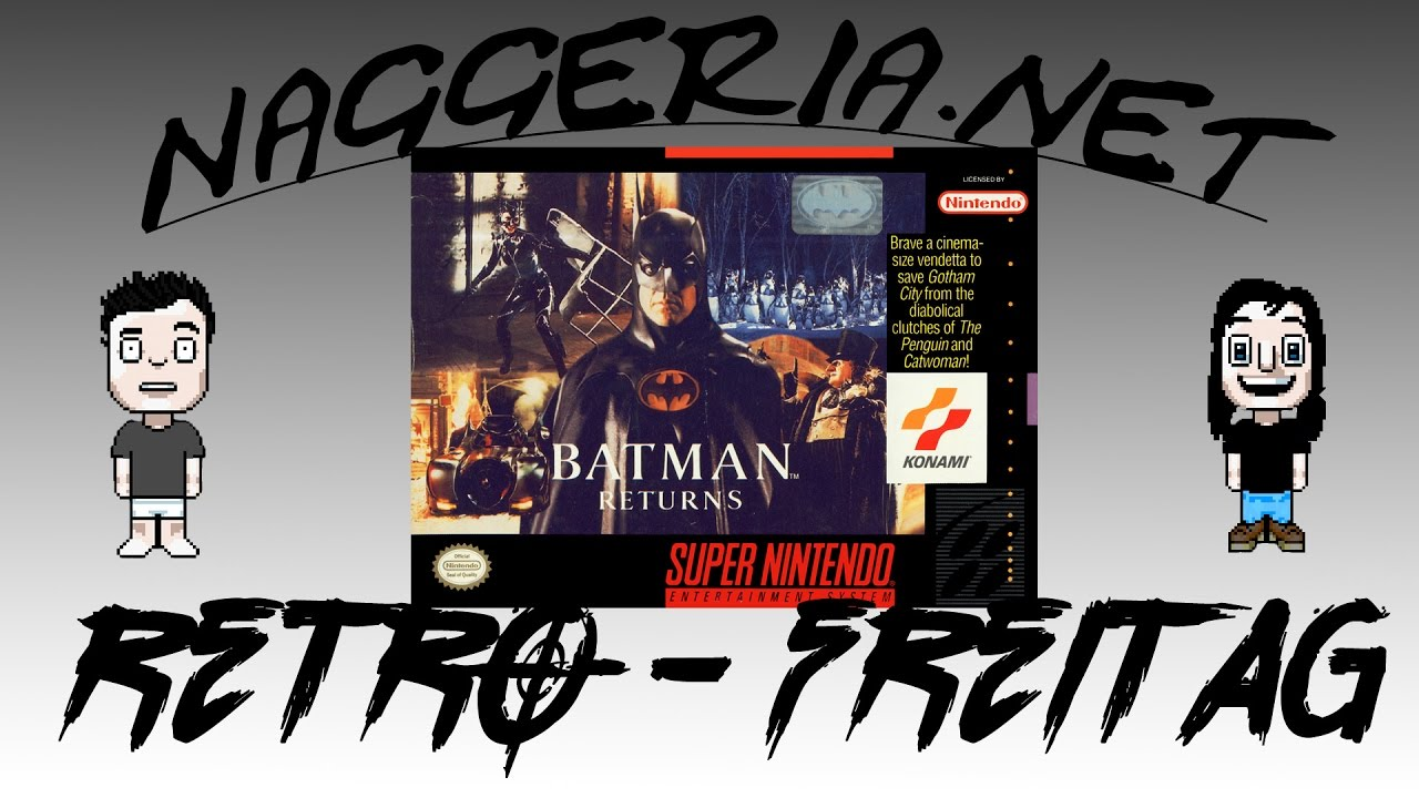 [Retro-Freitag] Batman Returns (SNES)