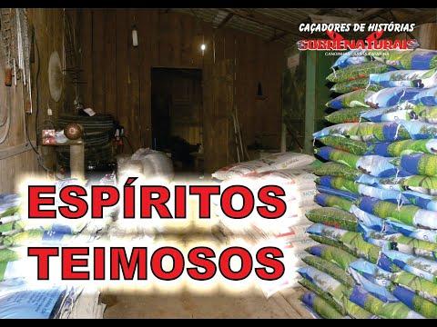 ESPÍRITOS TEIMOSOS - AINDA CONTINUAM LÁ