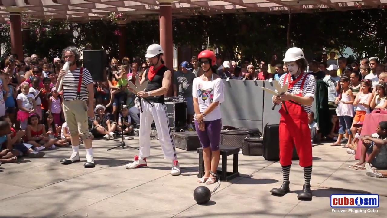 Matanzas City Street Theatre 2011 - Cuba - 020v01
