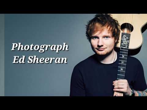 Photograph Ed Sheeran LYRIC VIDEO - 1 Hour Music - Video - Free MP3