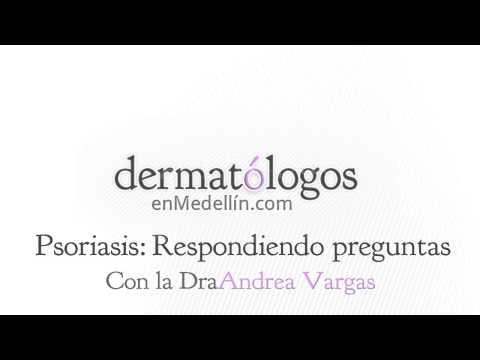 Los cambios de los discos de uña a la psoriasis