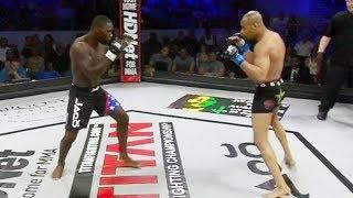 "Anthony ""RUMBLE"" Johnson (USA) vs  David Branch (USA) | MMA Fight HD"