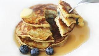 3-Ingredient Banana Pancakes Gluten-Free Flourless Recipe 바나나 팬케익 만들기 - 한글자막