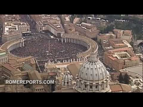 Vatican City, the smallest country in the world (видео)