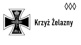 Krzyż Żelazny – ( żydowski produkt dla HITLERA )
