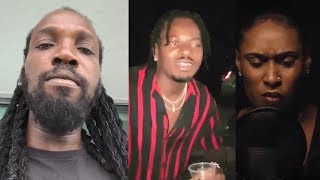 Mavado Reacts To BackIash | Govana Trick Her With A PATTY |  Vlogger Now Artist