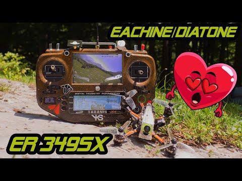 [FPV]Test Eachine/Diatone ER349SX from Banggood