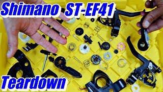 Shimano tourney st ef41