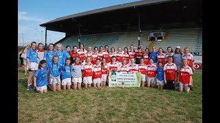 O'Donovan Rossa Ladies Magherafelt win All Ireland Féile Peile na nÓg 2018