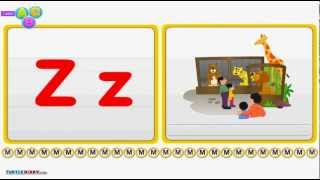 Learn ABC Online - Preschool Alphabet Learning Game