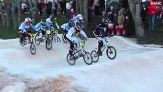 preview picture of video '2015/01/25 Bmx Race Pennes Mirabeau Juniors Finale'
